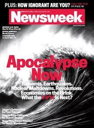 Newsweek cover apoclayse