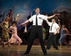 Bokk of mormon musical