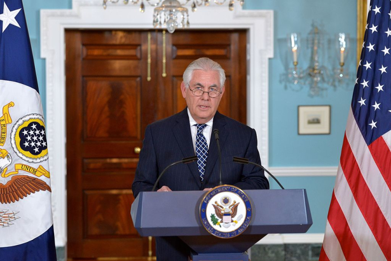 U.S._Secretary_of_State_Rex_Tillerson_Delivers_Statement_to_the_Press_(34146711015)