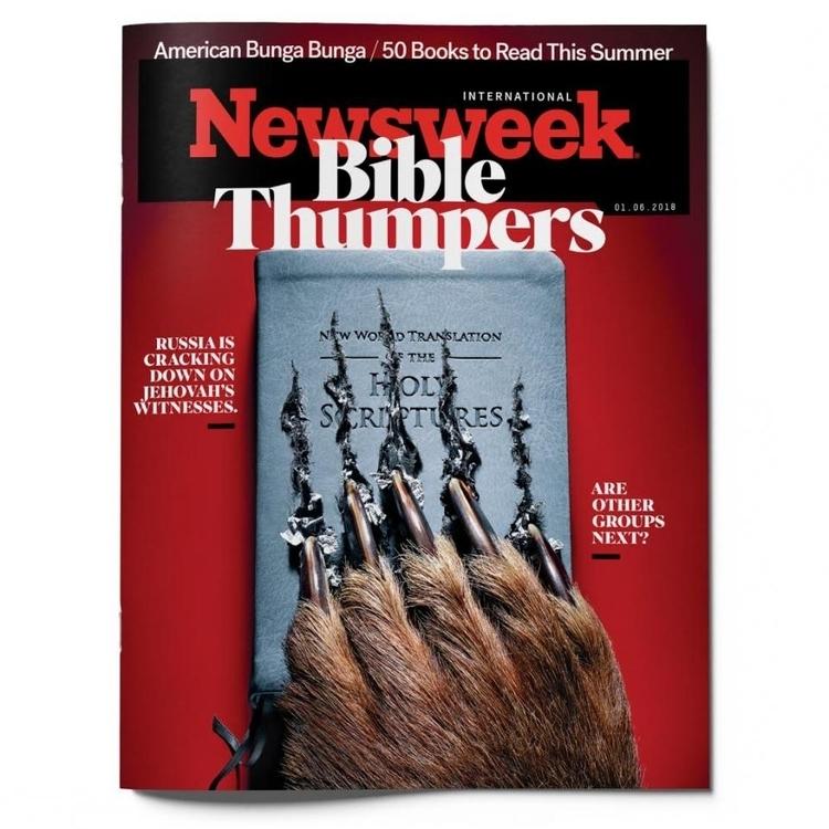 Newsweek cover WNMF